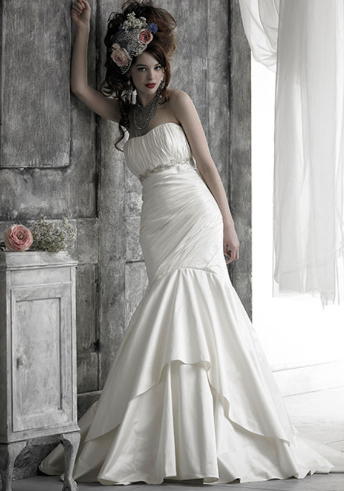 Nicola ann wedding dresses